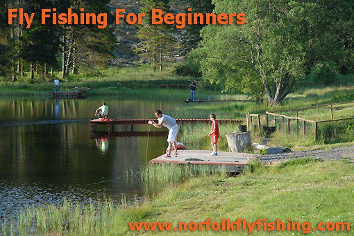 Norfolk fly fishing the best fly fishing in the uk trout for Fishing for beginners