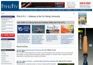Fish & Fly - The World of Fly Fishing OnlineThumbnail