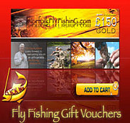 fly fishing gift vouchers 2014