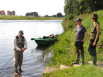 Fly fishing lessons Norfolk UK