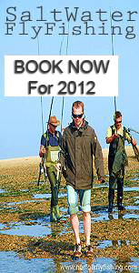 salt water fly fishing UK